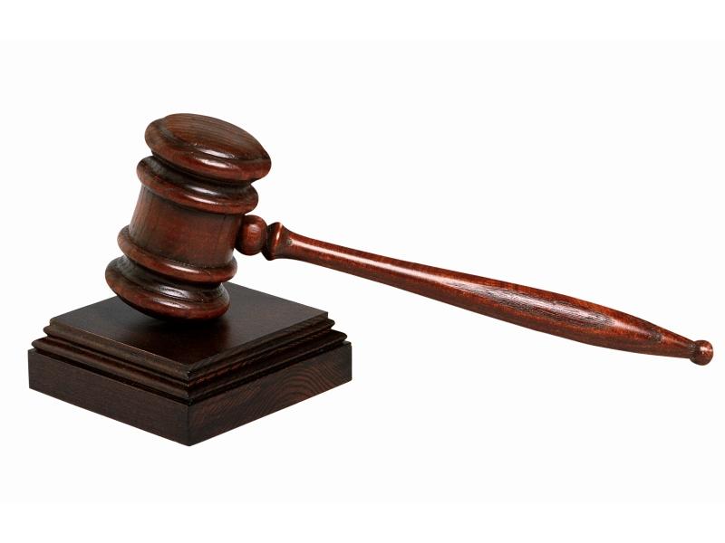 Výsledek obrázku pro soudcovské kladívko