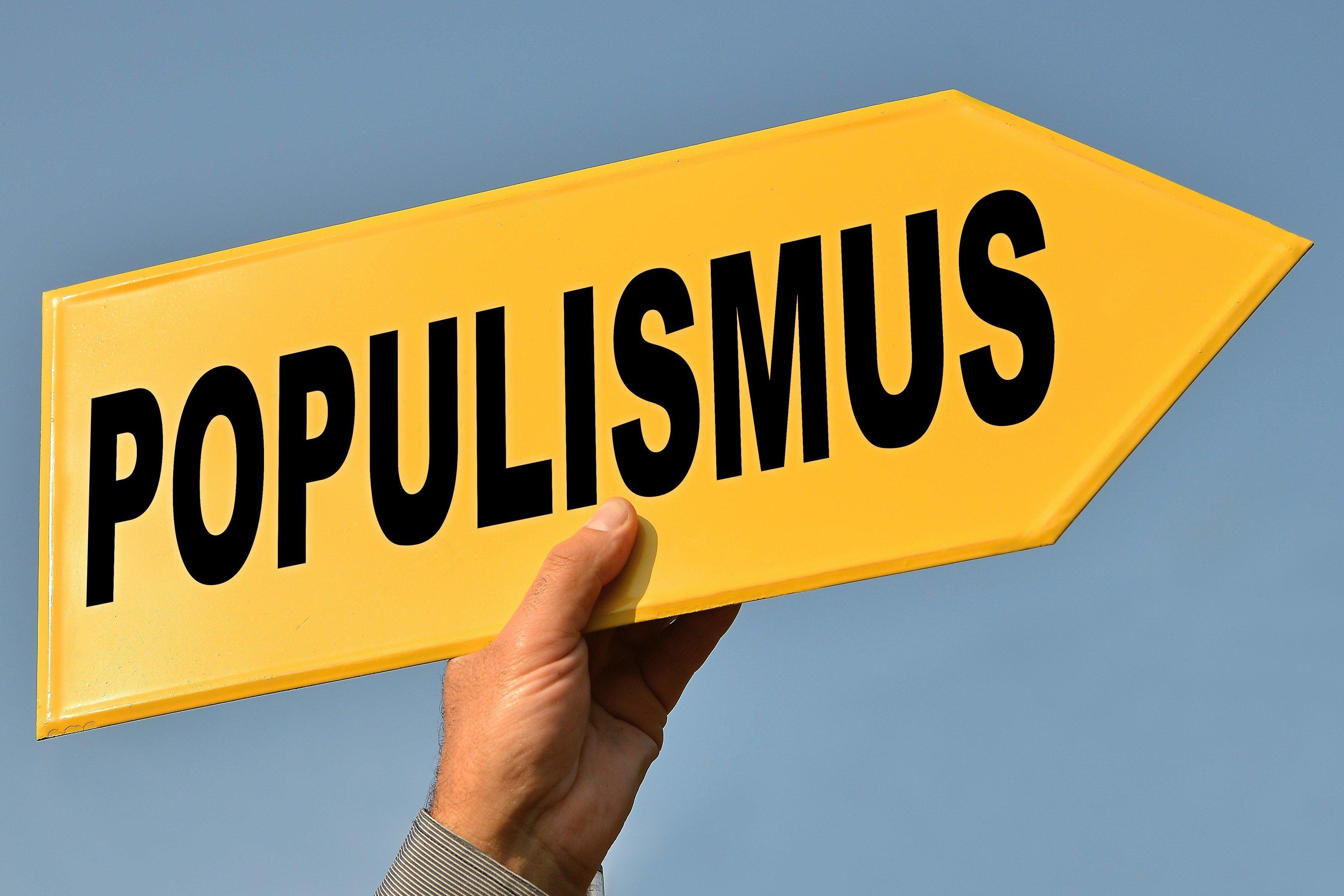 Populismus (ilustrační foto). | iROZHLAS - spolehlivé zprávy