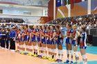 Česká volejbalová reprezentace na ME v Ázerbájdžánu
