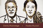 Nobelovu cenu za mír pro rok 2018 získali konžský lékař Denis Mukwege a irácká jezídská aktivistka Nadja Muradová.