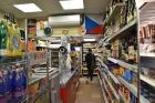Obchod s českým a slovenským zbožím s názvem Halušky v Richmondu.