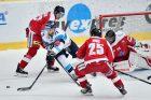 Zápas 8. kole Tipsport extraligy mezi Libercem a Olomoucí