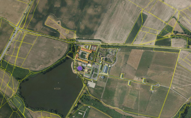 Pozemky v okolí Čapího hnízda vlastní společnost Imoba