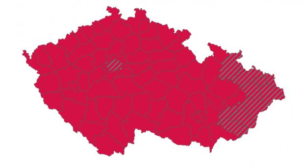 V říjnu se koronavirus šířil komunitně celým Českem