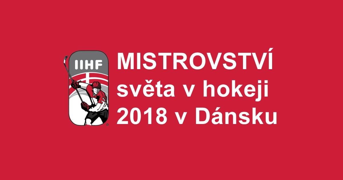 a3303ad3b8828 MS v hokeji 2018 | iROZHLAS - spolehlivé zprávy