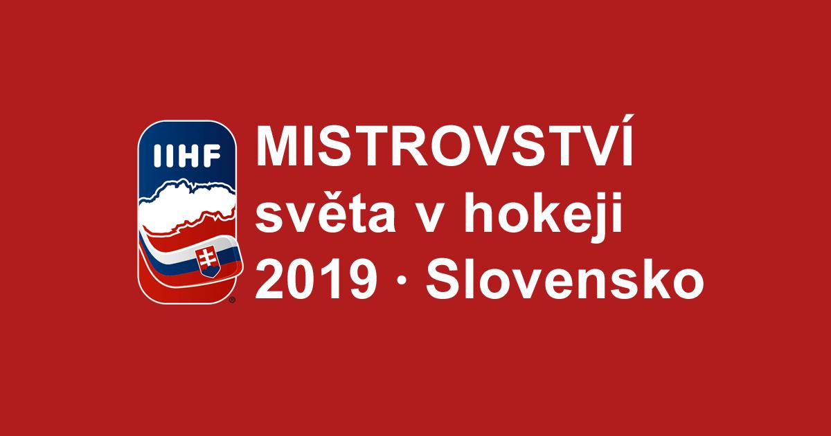 cb7022a6a1bd2 Program Mistrovství světa v hokeji 2019