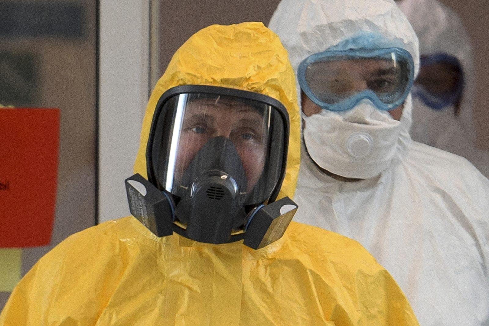 Putin přiznal epidemii a odložil 'všelidové hlasování' | iROZHLAS ...