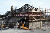 OBRAZEM: Oprava vyhoel chaty Libun se bl ke konci