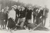 Nález starých lyží na půdě domu v Počátkách zřejmě změní historii lyžování na Vysočině