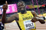 Sprinter Usain Bolt oznámil, že bude otcem. Na sociální sítě umístil originální fotku