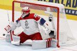 Před dvěma týdny vyhrál KHL, teď už se soustředí na šampionát. 'Je před námi nová mise,' říká Hrubec