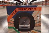 SOUTĚŽ: To je metro, čéče! Vyhrajte nového ilustrovaného průvodce pražským podzemím