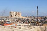 OBRAZEM: Chceme postavit město na nohy, říkají lidé v Bejrútu. Pustili se do úklidu vlastníma rukama