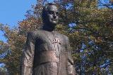 Za stržený pomník v Gdaňsku obžalovala polská prokuratura tři aktivisty. Hrozí jim až pět let vězení