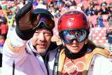 Trenér Ledecké: Kdyby se rozhodla, že nebude jezdit na snowboardu, tak se může zaměřit i na slalom
