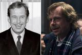 Profesor s žebříkem, milenka a otrávený pes. Kdo jsou bezejmenné postavy snímku Havel?