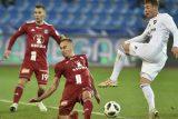 Předehrávka fotbalové ligy mezi Baníkem Ostrava a Sigmou Olomouc skončila bez branek