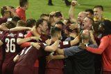 Fotbalisté Sparty otočili finále proti Liberci a po šesti letech vyhráli domácí pohár