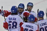 Hokejová reprezentace zůstává v přípravě bez porážky, na Českých hrách zdolala Finsko