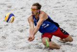 Sezona se rozjela hodně nad plán, těší plážového volejbalistu Perušiče po další medaili