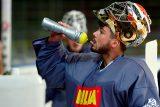 Hokejová Sparta hlásí posilu z NHL. Do branky se vrací zkušený gólman Neuvirth