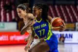 Basketbalistky USK ztratily zápas v Evropské lize v poslední vteřině, Jekatěrinburg zůstává neporažený