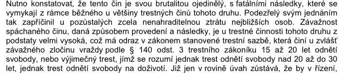 Střelba v ostravské nemocnici byla druhá nejtragičtější v české historii