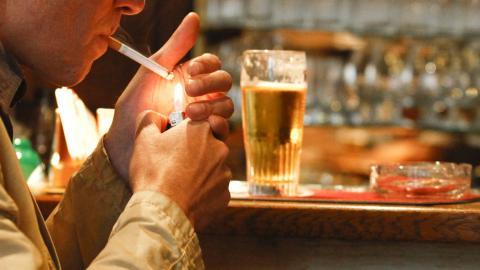 Naučte se, jak dát kouření