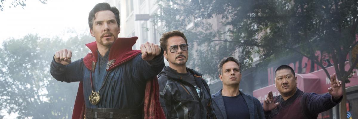 103df61fb52 Hrdinové v Avengers  Infinity War neumějí používat zbraně. Proti vesmírnému  tyranovi bojují hláškami