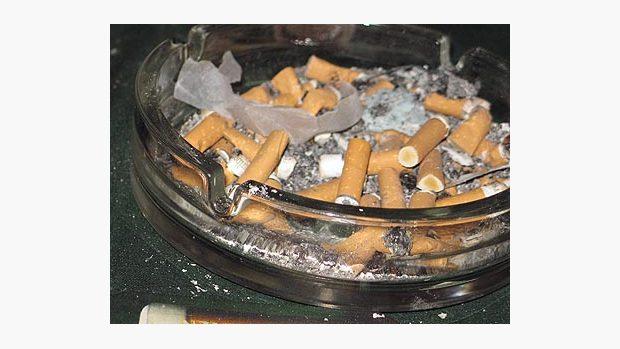 felace kouření