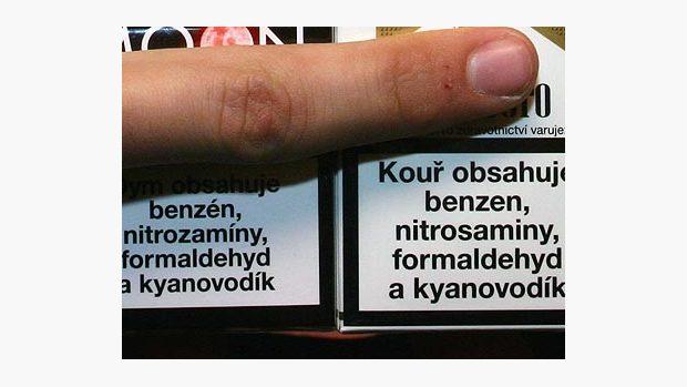 Zvedněte kouření