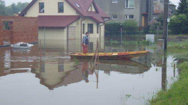 Suchý poldr pomůže ochránit domy v Ostravě-Antošovicích před velkou ... 9768469de3