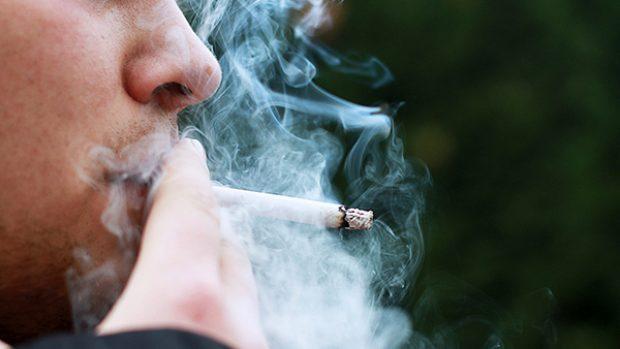 jak simulovat kouření