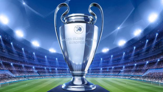 Výsledek obrázku pro liga mistrů a evropská liga
