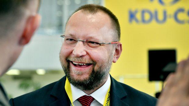 Bartošek se přihlásil do boje o post předsedy KDU-ČSL. Šéf sněmovního klubu v minulé volbě neuspěl