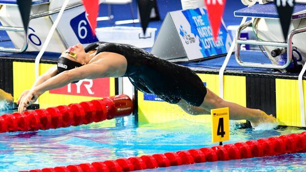 Určitě nebudu odjíždět smutná, hodnotí plavkyně Kubová dvě pátá místa z mistrovství Evropy