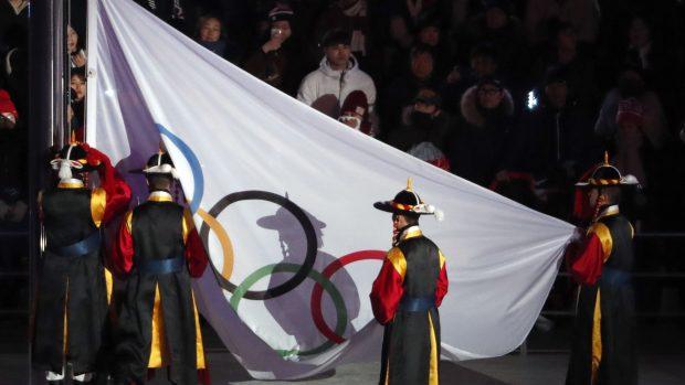 Připojte olympijské hry