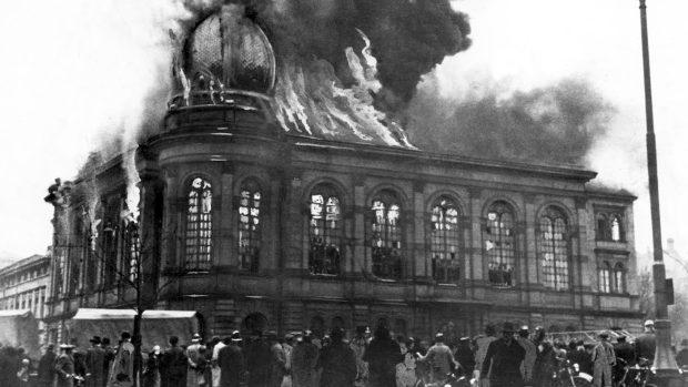 Výsledek obrázku pro olser synagoga atentát v německu