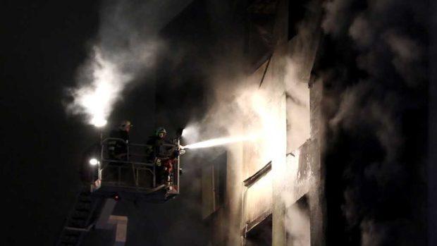 Obyvatelka domu v Prešově při výbuchu a požáru přišla o všechno. 'Začnu od nuly, nemám nic,' říká