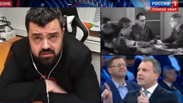 Pavel Novotný předvedl v ruské televizi povedenou performanci, hodnotí novinář Vitvar