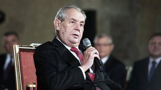 Na prezidenta by mohl kandidovat Klaus mladší. O pomníku pro vlasovce bych pochyboval, říká Zeman