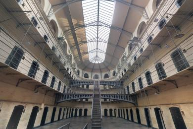 Během rekonstrukce věznice do ní chodím i v noci. Musím, říká expertka na vězeňskou architekturu