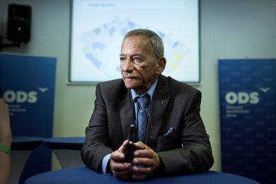 Senát má nového předsedu. Kubera z ODS v druhém kole porazil Hampla