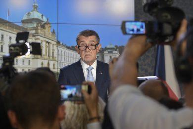 ONLINE: To není Sarajevo, to je puč Palermo, řekl Babiš k reportáži o synovi. Dění označil za veřejný lynč