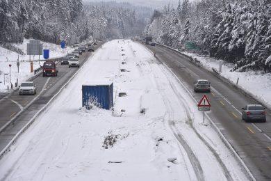 'Žádný posun.' Firma ignoruje Ťokovo ultimátum a na opravovaném úseku dálnice D1 nepracuje