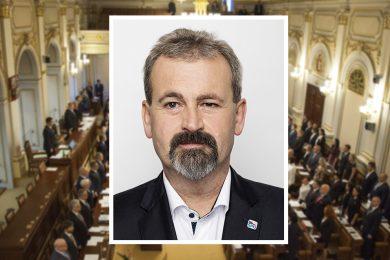 'Nejde o odškodné, ale o princip.' Poslanec SPD Kohoutek žaluje bývalou členku strany