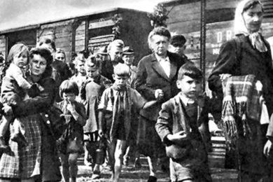 O odsunu Němců rozhodli spojenci už v roce 1943. Tvrzení Merkelové je nepřesné, upozorňuje historik