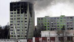 Velitel hasičů v Prešově: Dům nesplňoval protipožární předpisy, byli jsme proti stavebním úpravám