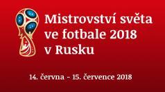 Mistrovství světa ve fotbale2018 v Rusku