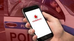 Minulý týden obvinění policisté si údajně nechávali u společnosti Vodafone lustrovat telefonní čísla, aniž by k tomu měli povolení soudu.